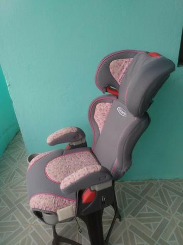 Cadeira para automovel graco