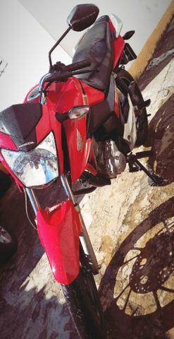 Honda titan ex 160 2017 baixíssima km