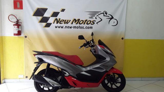 Honda pcx 150 sport apenas 3.300 km unico dono 2019 !!!