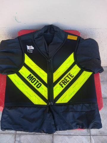 Jaqueta e colete