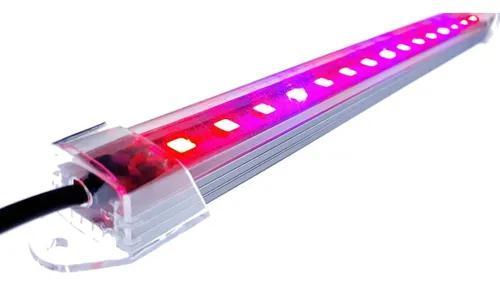 Luminária led full spectrum 50cm p/aquário plantado