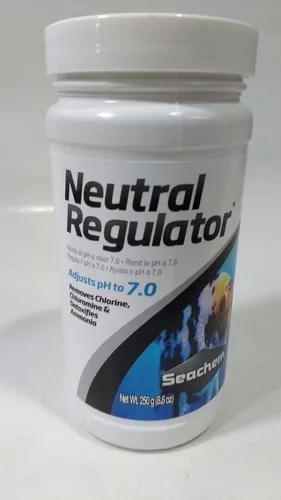 Neutral regulator 250gr corretivo ph 7.0 buffer doce seach