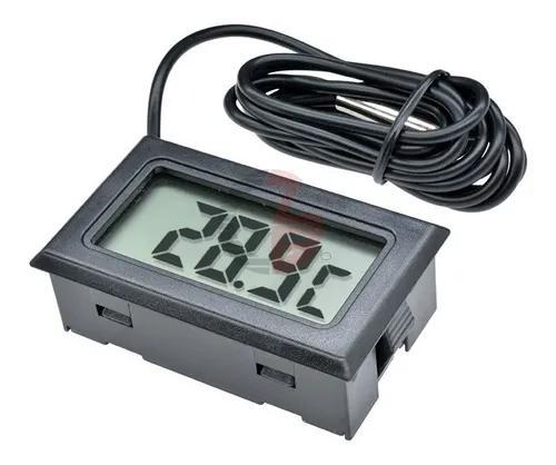 Termometro digital aquário, freezer estufas - 50 a 110°c