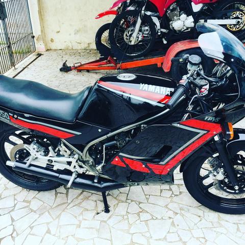 Vendo rd 350 1988