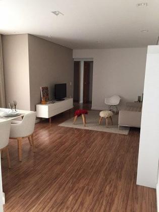 Apartamento mobiliado 3 dormitórios 98 m² no bairro