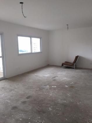 Apartamento novo 3 suítes 136 m² na vila valparaíso -