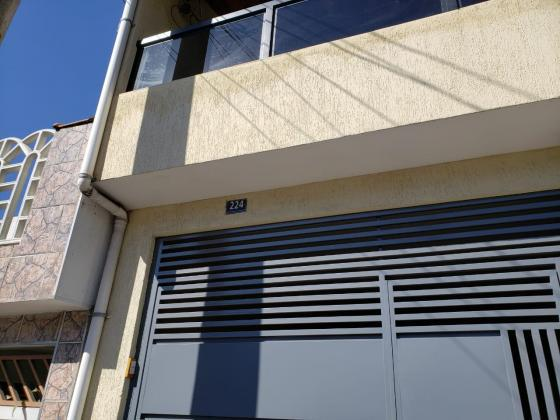 Casa c/ 03 cômodos - jd testai - guarulhos - sp