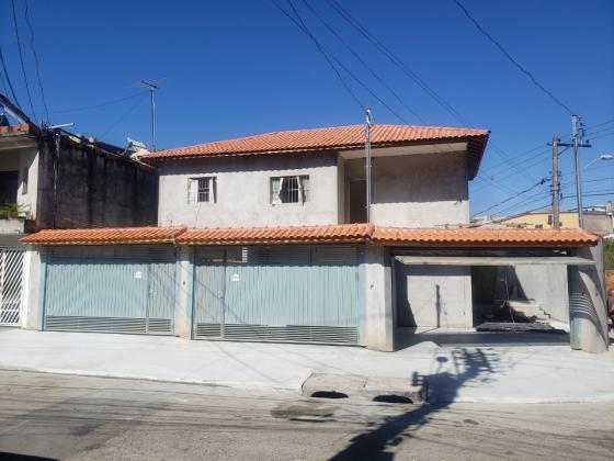 Casa nova 02 dorms - pq. continental 5 - guarulhos/sp