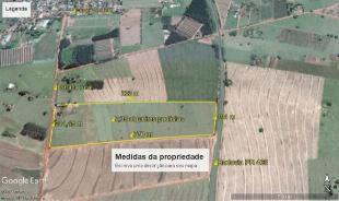 Comprar sítio gleba ribeirão vagalume, área rural