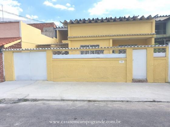 Campo grande - araújo - casa linear 3 quartos - 220m2 -