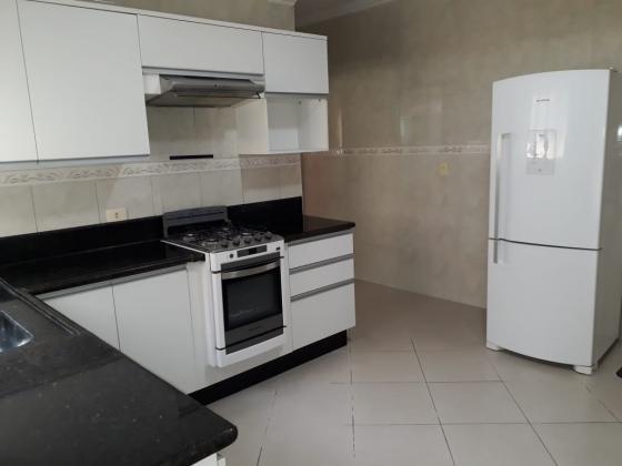 Casa assobradada 3 dormitórios 250 m² em santo andré -