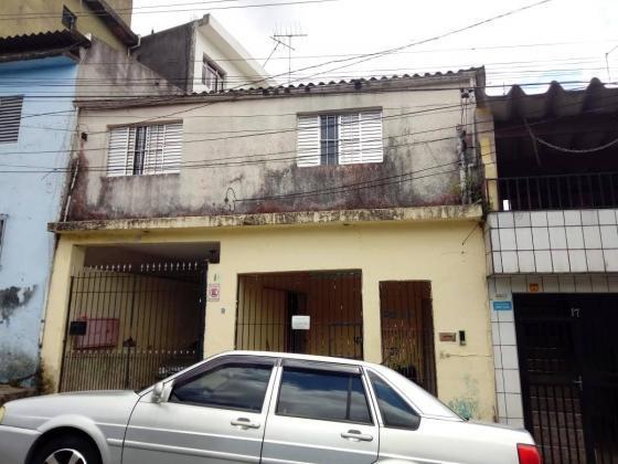 Casa térrea 05 ds, 125 m2 terreno, 03 térreas juntas -sfh
