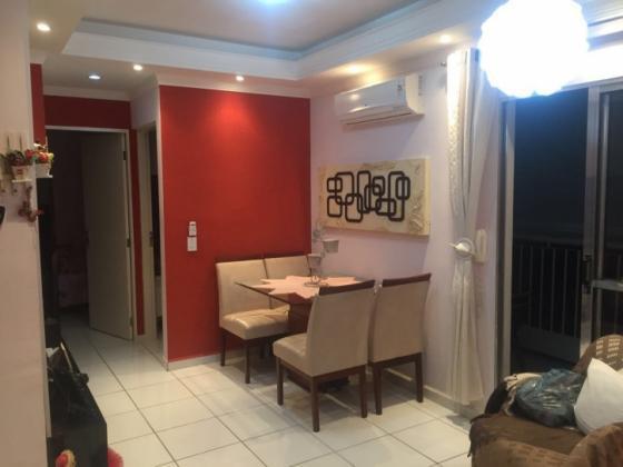 Cod.3414- apartamento jardim betânia