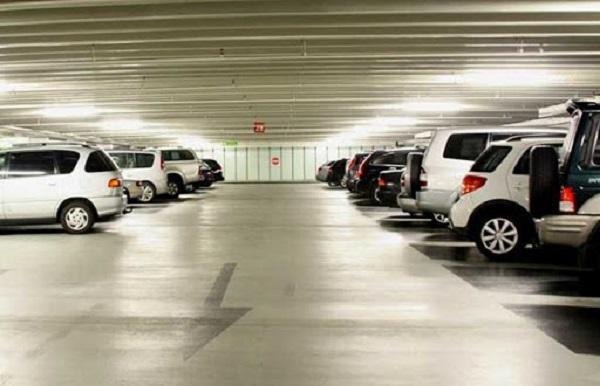 Estacionamento / garagem em prédio comercial 1.100 m² na