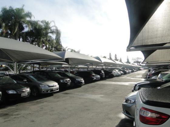 Excelente estacionamento coberto em guarulhos - próximo do