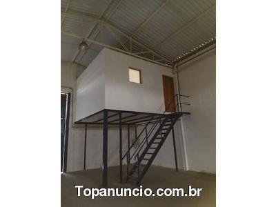Galpão 250 m2, total 300 m2 px. dutra cidade aracília