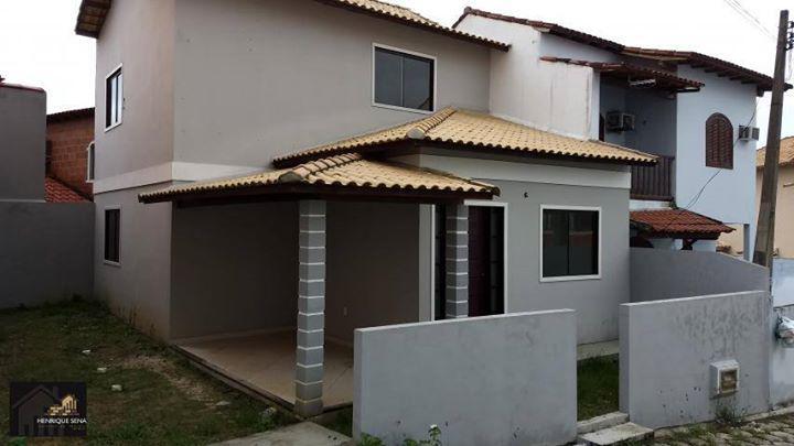Lançamento! casa duplex de alto padrão em condomínio
