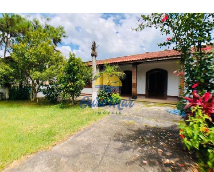 Linda casa em itanhaém - litoral sul de são paulo -