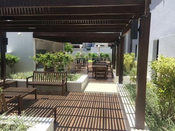 Mondial salvador residence - apartamento com 2/4 sendo 2