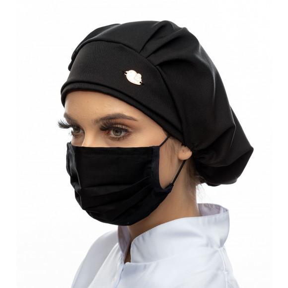 Máscara proteção rosto não descartável