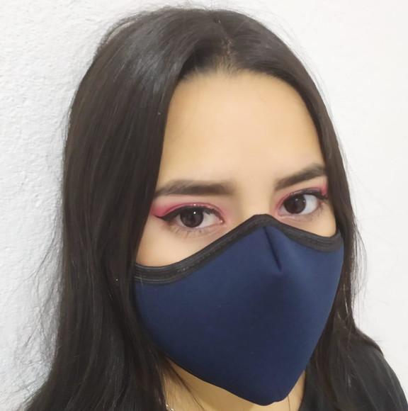 Máscara alta proteção neoprene