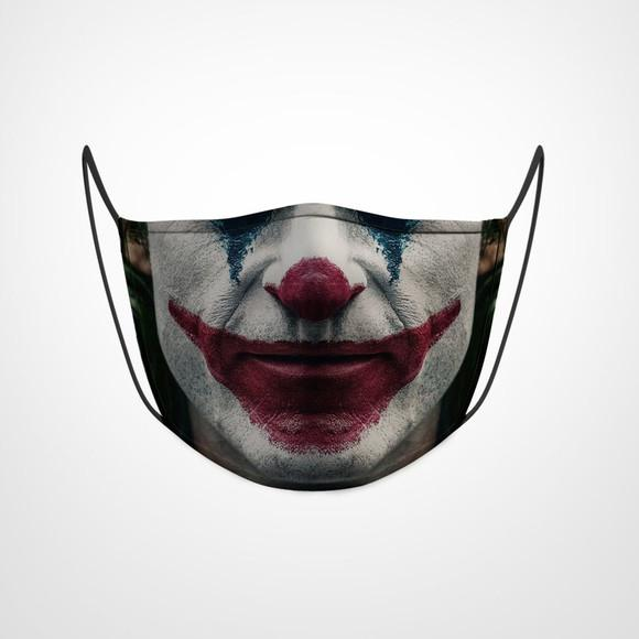 Máscara de proteção coringa joker