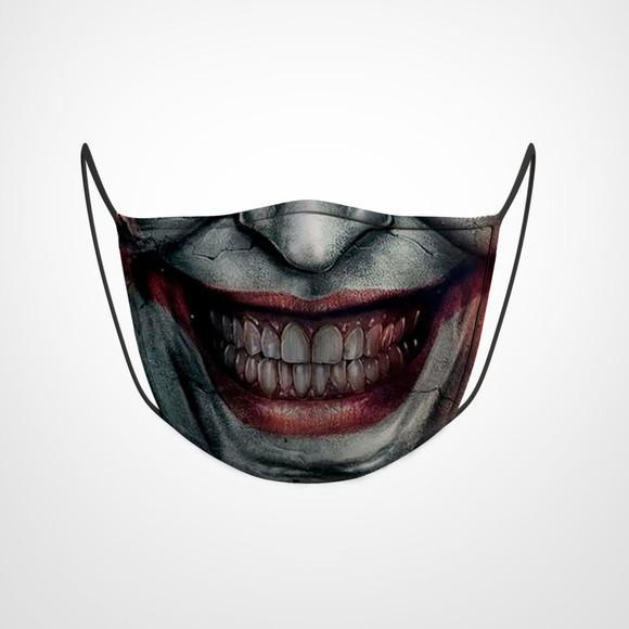 Máscara de proteção joker coringa