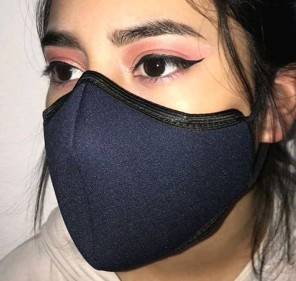 Máscara de máxima proteção kit 2 pecas