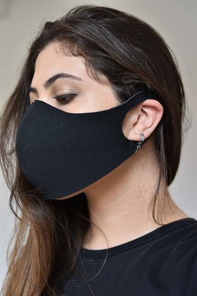 Máscara facial em neoprene unisex