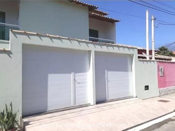 Rj - guaratiba - casa duplex nova 2 quartos/1 suíte - 70m2
