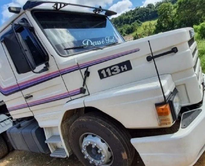 Scania 113h (parcelo)