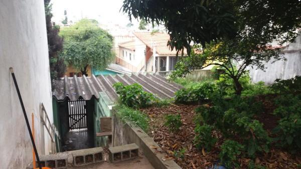 Terreno 400 m2 com construção antiga em santo andré -