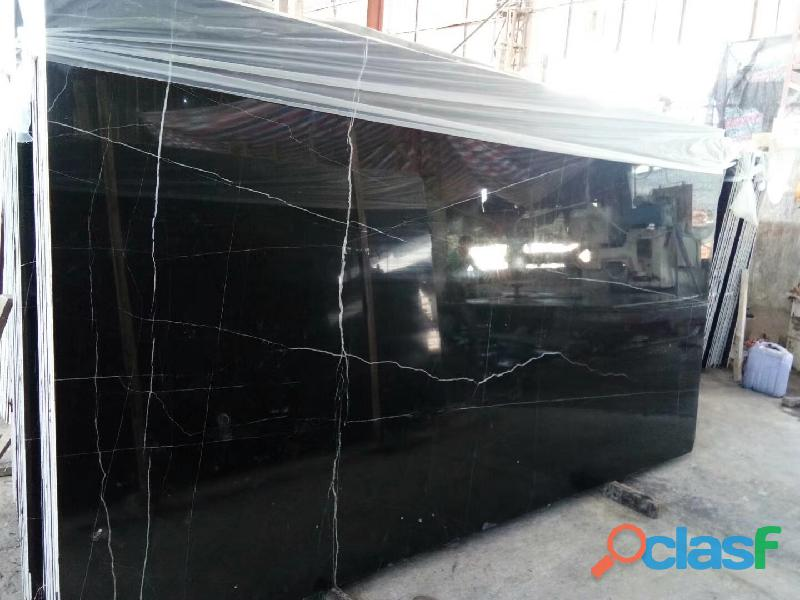 Chapa mármore preta importada da china p/ consumidor final