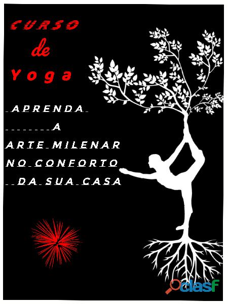 Curso de yoga oline