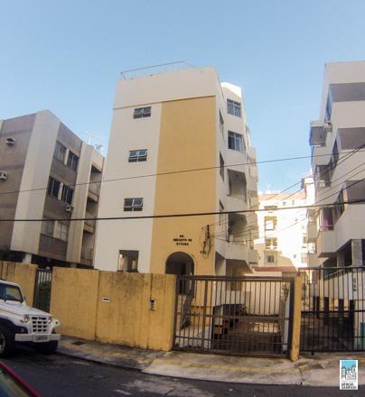 1/4 | pituba | apartamento para alugar | 43m² - cod: 7808