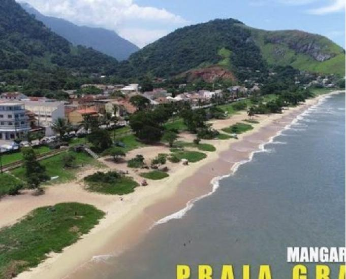 Aluga-se, 2 casas mobilada, costa verde em praia grandeman