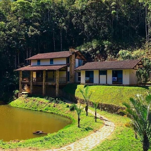 Aluguel de casa de campo/ montanhas