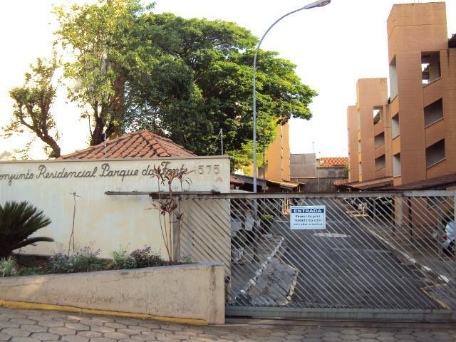 Apartamento - condomínio parque da fonte, araraquara - sp
