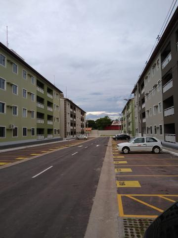 Apartamento na arthur carvalho com 2 quartos- 1 suíte