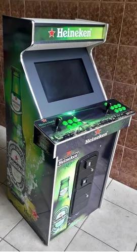 Arcade - heineken