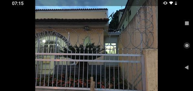 Casa méier c 3 q / condomínio