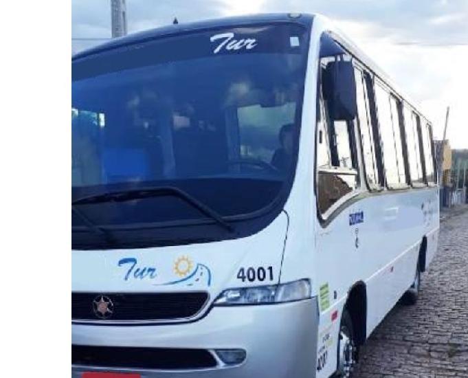 Micro onibus sênior vw 9150 cód.6581 ano 2004