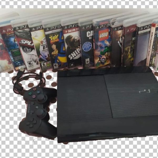 Playstation 3 sony. completo