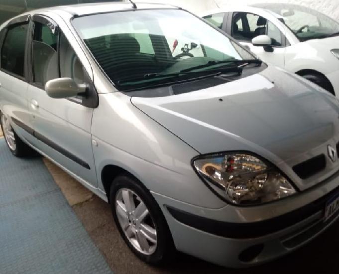Renault scenic expression 1.6 2004 completo 110mk troco + $