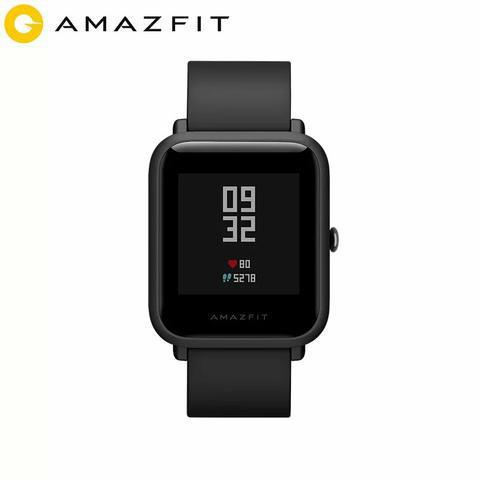 Xiaomi amazfit bip gps - lacrado / original
