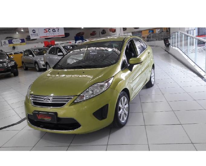 Fiesta sedan se 1.6 completo flex financio 2011