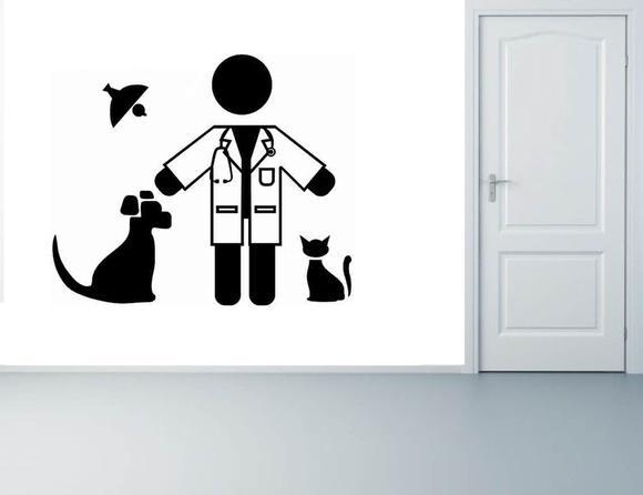 Adesivos para pet shop lojas