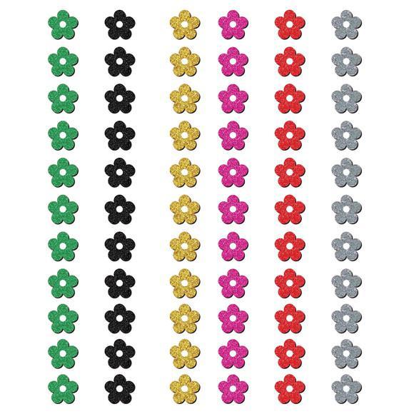 Apliques recorte flor p 1,5cm x 1,5cm 650 unidades