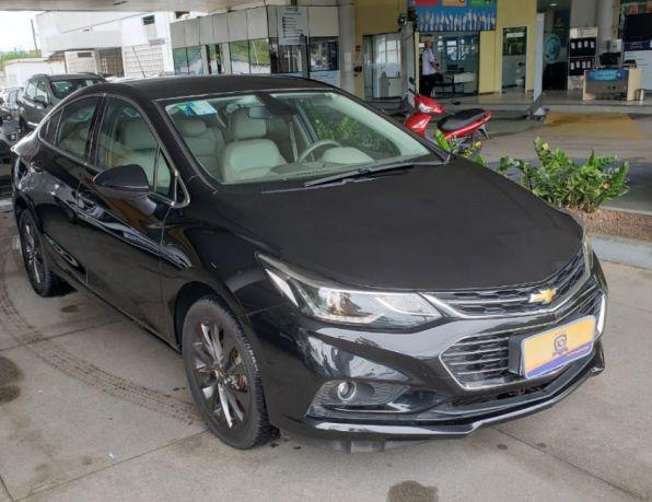 Chevrolet cruze ltz 1.4 16v turbo flex 4p aut. flex -
