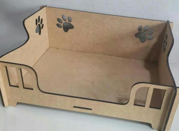 Cama caminha p/ pet (cães e gatos)